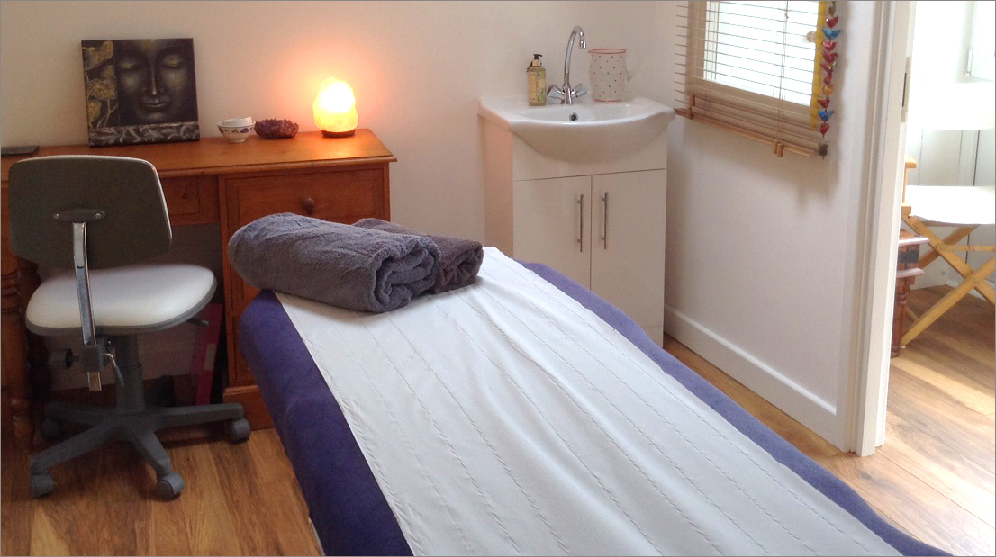 Vitality Clinic Guernsey Treatment Room